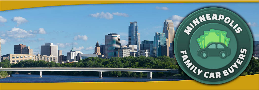 Minneapolis skyline and FCB emblem