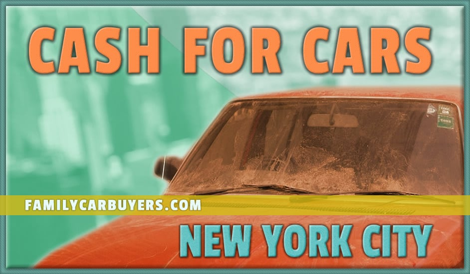 Sell My Car New York City – Cash For Cars