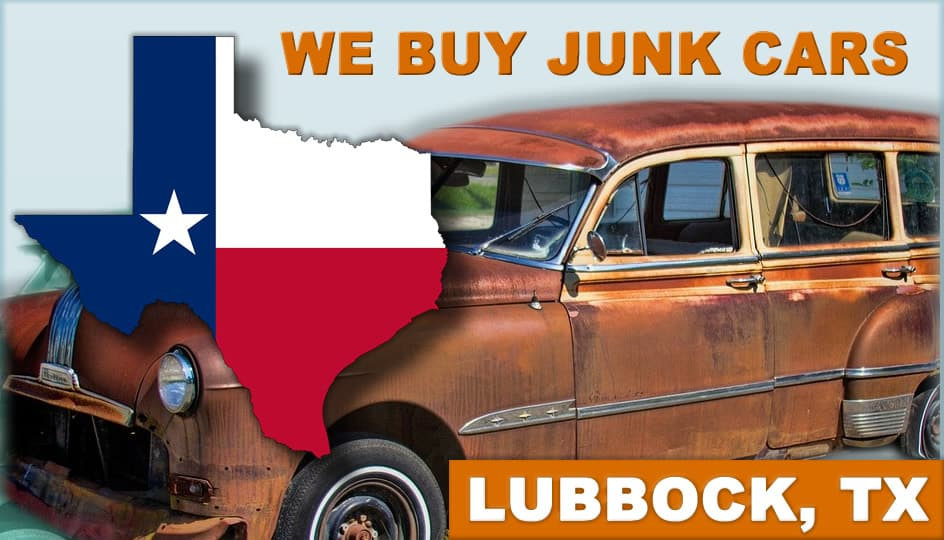Sell My Car Lubbock, TX – Cash For Cars