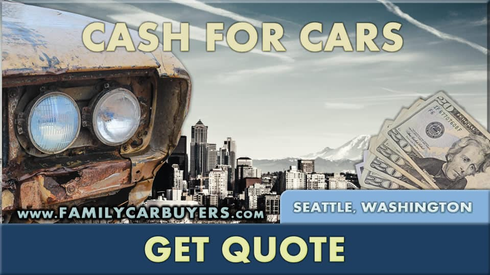 Sell My Car Seattle – Cash For Cars