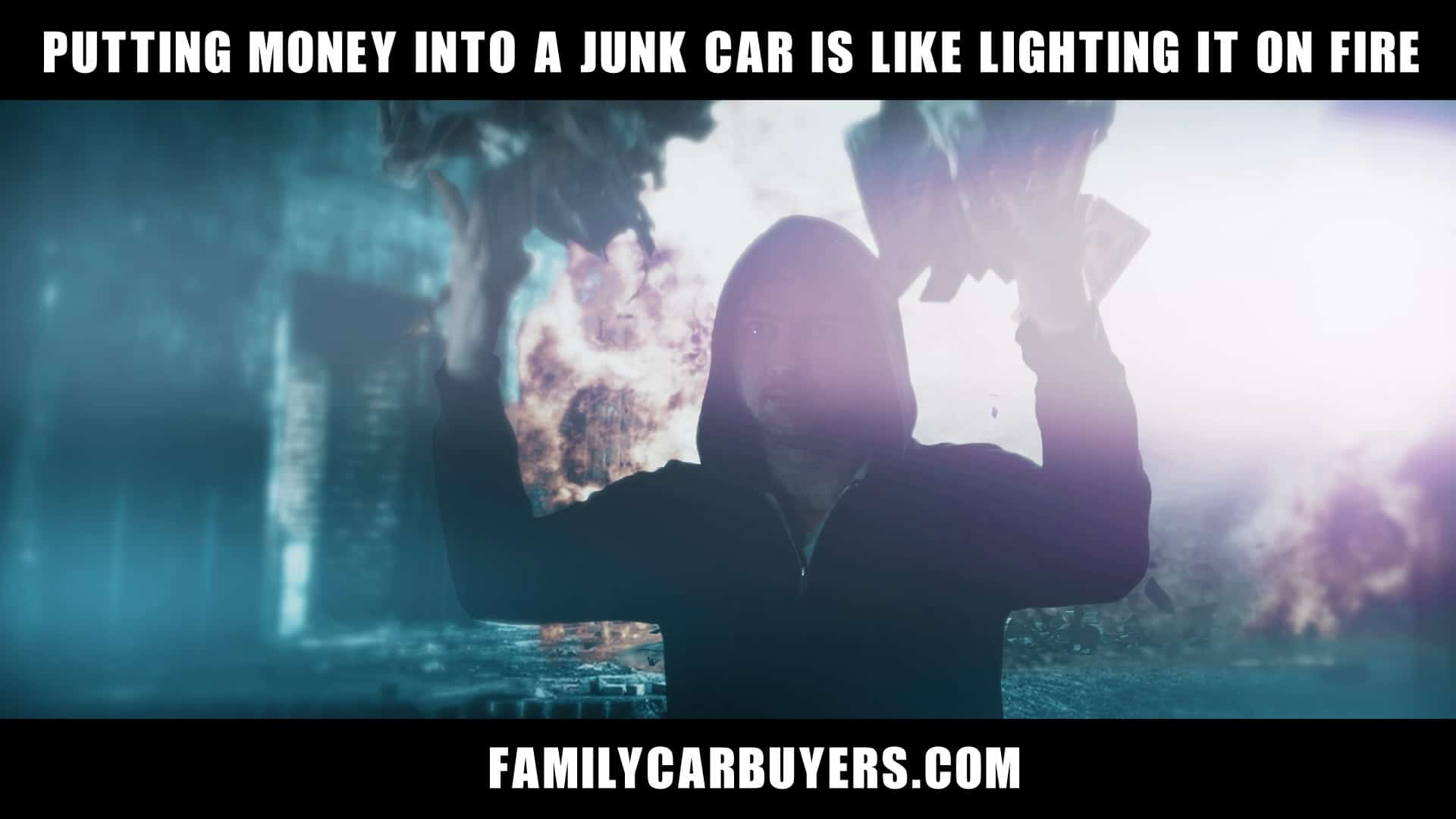 Fast Cash For Junk Cars | Sell Your Junk Car For Cash | Family Car ...