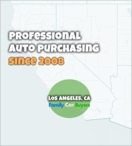 Santa Monica and Los Angeles Professional Automobile Purchasing since 2008